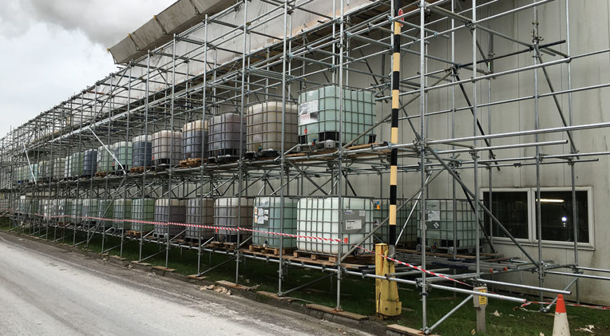 Contract Scaffold Services: Provided by ASAP Scaffolding